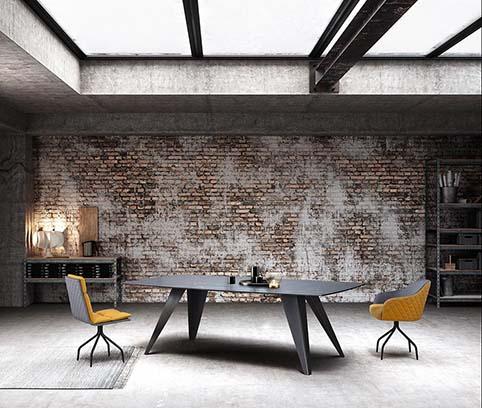 table rectangulaire design