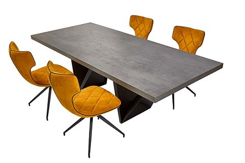 table rectangulaire salle a manger