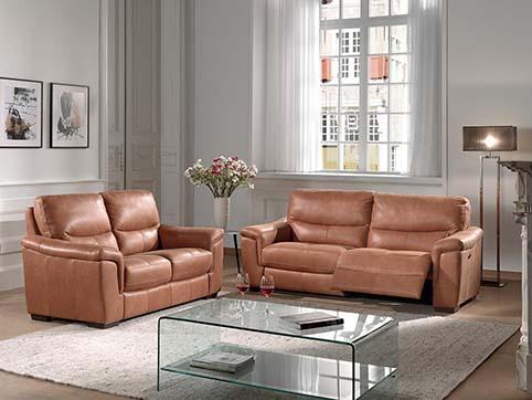 Magasin de salons en cuir modernes et design de qualité