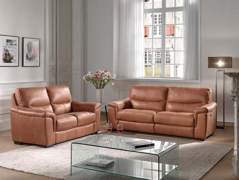 divan cuir moderne