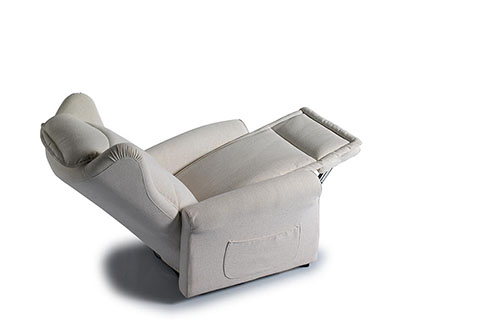 fauteuil relaxation lift creme design qualite 1