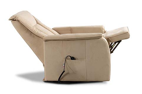 Fauteuil relax cuir