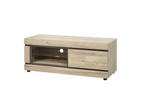 Meuble salon meuble tv 2 compartiments