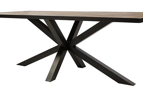 table pied en croix 2