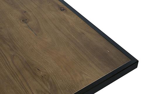 table pied en croix 4