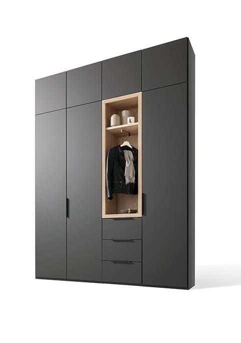 Garde robes noire design