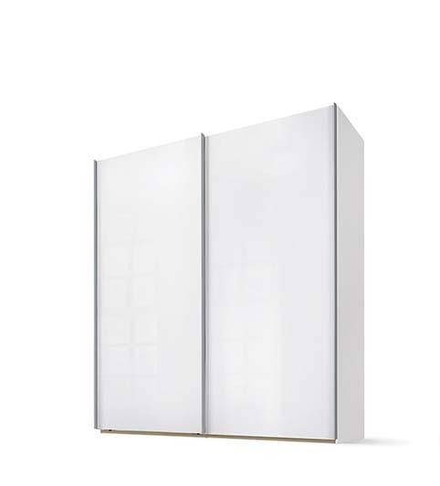 garde robe design blanche