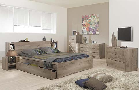 chambre a coucher adulte BROOKLYN 01