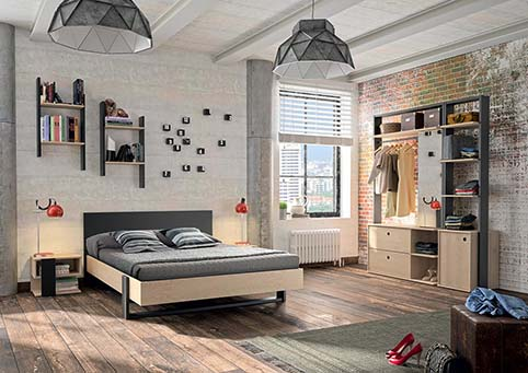 chambre a coucher adulte G72 01