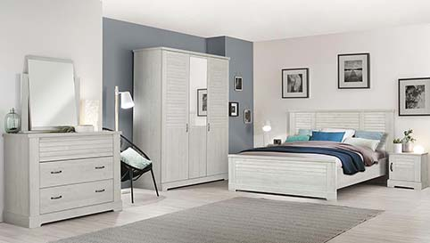 chambre a coucher adulte THELMA 02