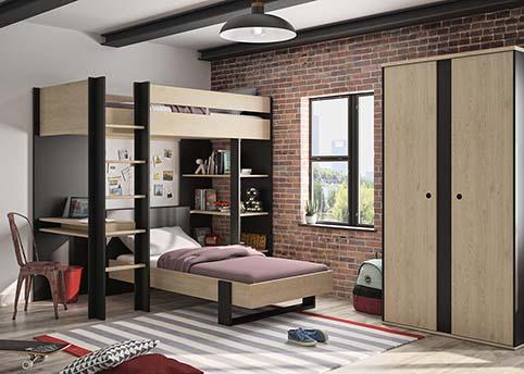 chambre a coucher jeune enfant DUPLEX 01