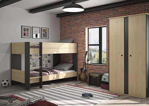 chambre a coucher jeune enfant DUPLEX 08