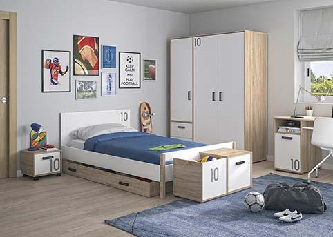 chambre a coucher jeune enfant KYLLIAN 03