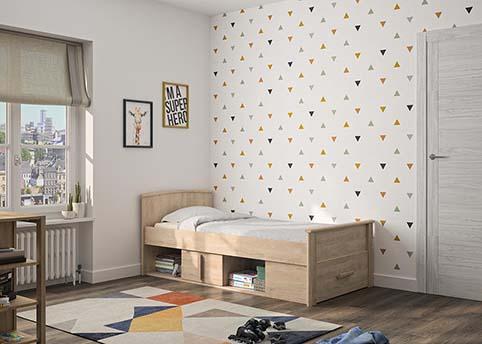 chambre a coucher jeune enfant MONTANA 03