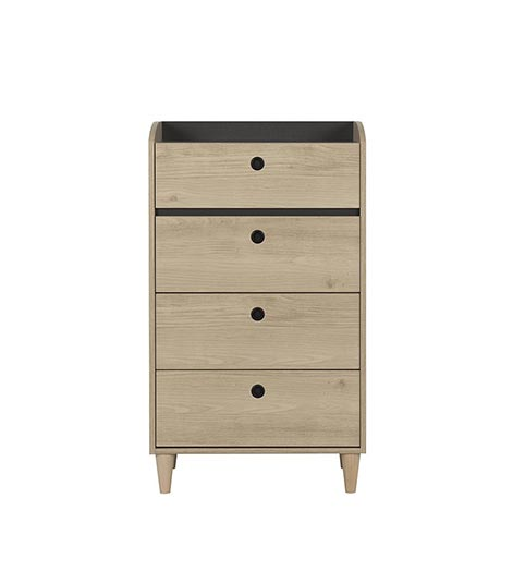 commode chambre a coucher adulte AXEL 04