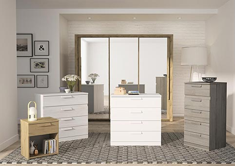 commode chambre a coucher adulte CYRUS