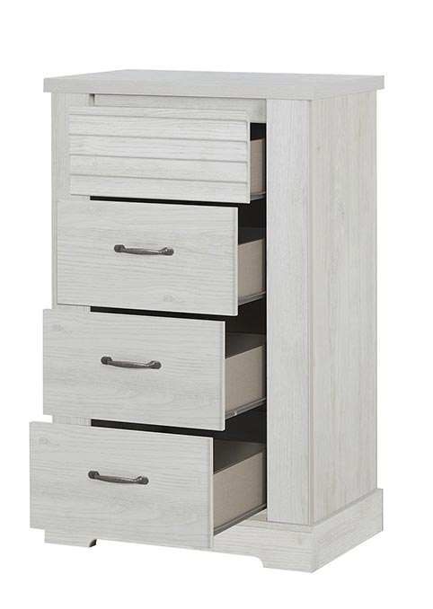 commode chambre a coucher adulte THELMA 06