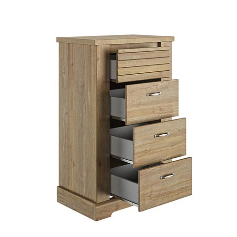 commode chambre a coucher adulte THELMA 10