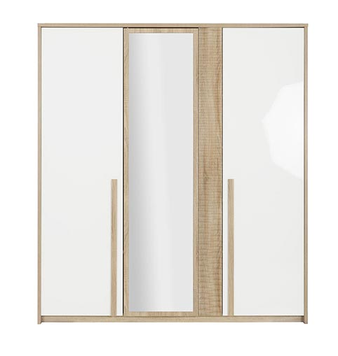 garde robe armoire chambre a coucher adulte CRUTY 03