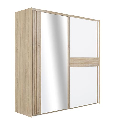 garde robe armoire chambre a coucher adulte CRUTY 5