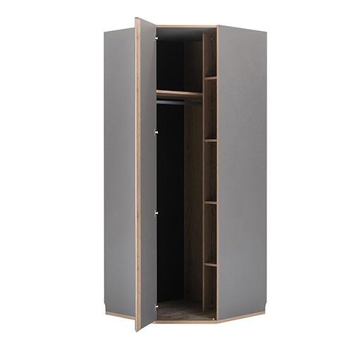 garde robe armoire chambre a coucher adulte NESTOR 22