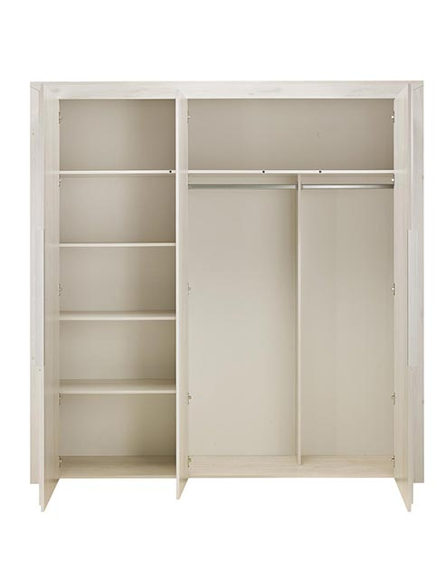 garde robe armoire chambre a coucher adulte SARLAT 05