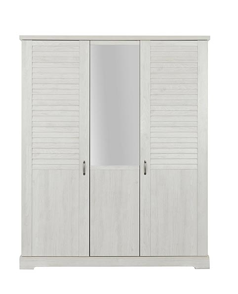 garde robe armoire chambre a coucher adulte THELMA 05
