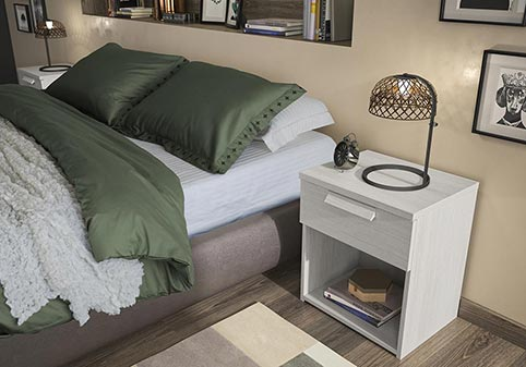 lit chambre a coucher adulte CURTYS 02