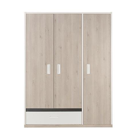 garde robe armoire chambre a coucher jeune enfant TIAGO 02