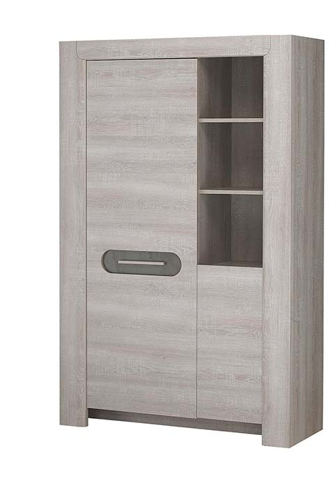armoire vaisselier vitrine salle a manger SANDRO B