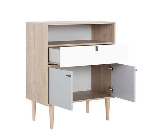 meuble rangement de salon NELSON 03