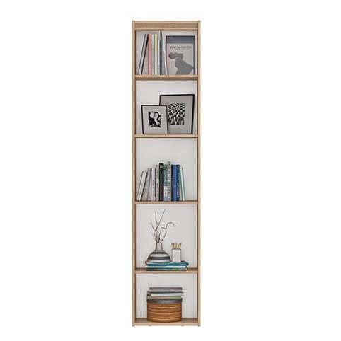 vitrine colonne bibliotheque de salon ESSENTIEL 01