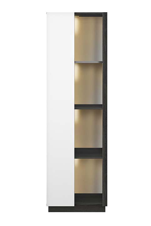 vitrine colonne de salon ASTON 07