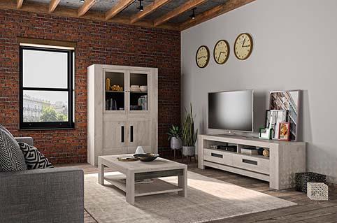 meuble salon complet chateau prayon BOSTON 01