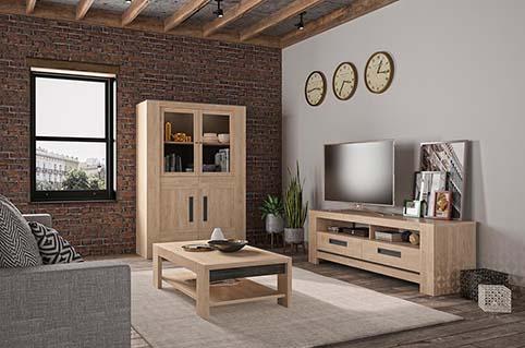 meuble salon complet chateau prayon BOSTON 02