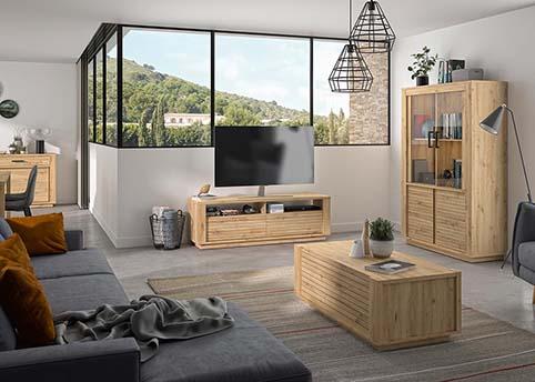 meuble salon complet chateau prayon ESTRAN 02