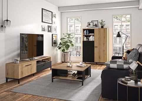 meuble salon complet chateau prayon TRUST 03