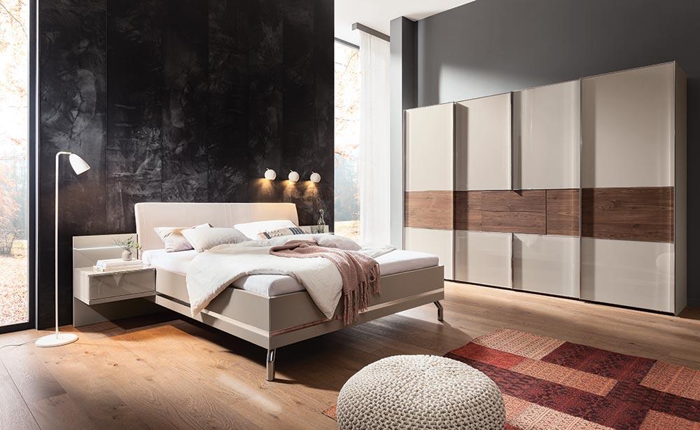Magasin de chambres à coucher modernes et design de qualité