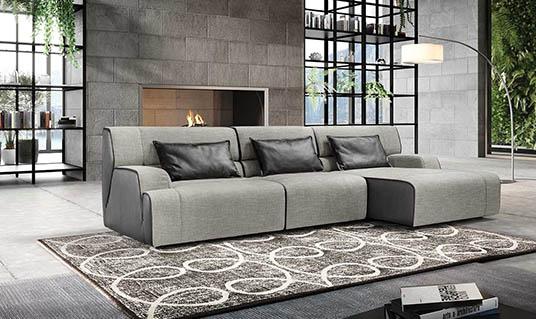 Magasin de salons et mobilier moderne, design et contemporain