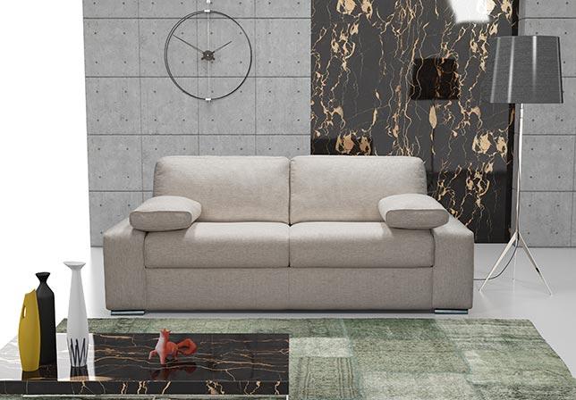 Canapé lit contemporain