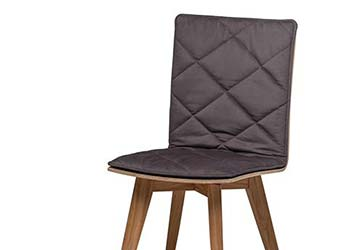 Chaise Design Salle a Manger Anthracite