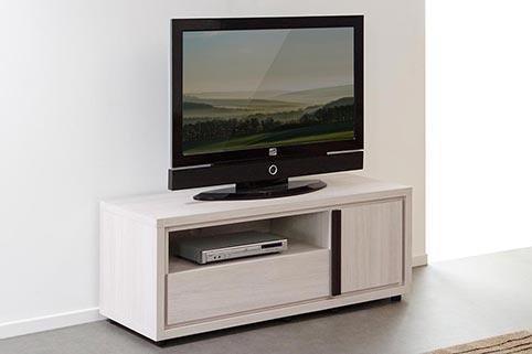 Meuble TV Modern Salle a manger Tendance Blanc