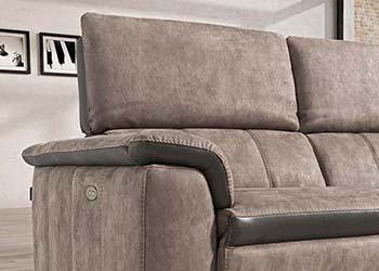 Canape Droit Design Fibre Relax 3